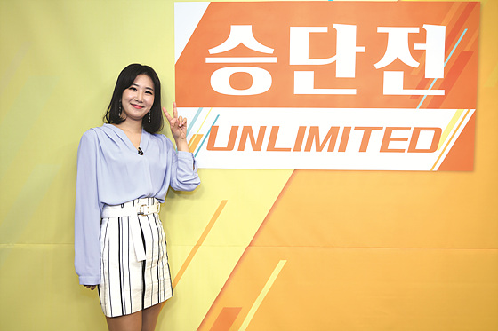 韩国围棋TV女主播柳成熙
