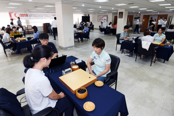 韩国女子联赛热身赛9日开战 特开设棋迷邀请对局