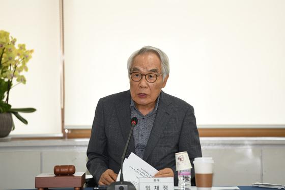 韩国棋院79岁总裁连任 将为韩国围棋奋斗至83岁