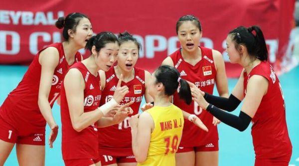 中国女排世界杯完美收官