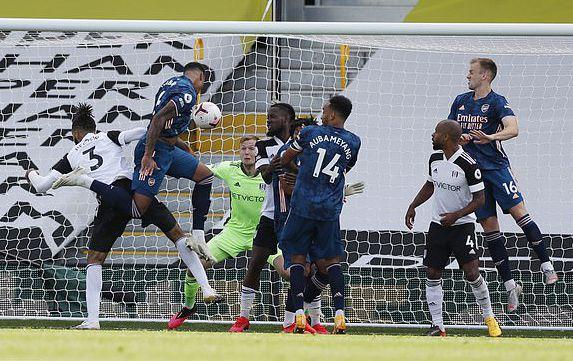 英超-奥巴梅扬进球 新闸首秀破门 阿森纳3-0客胜