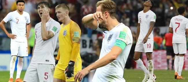 英格兰无缘决赛