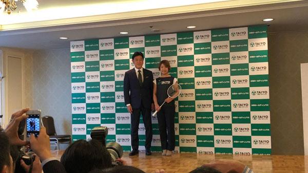 奥原期待签约新赞助 成为做事选手征战东京奥运