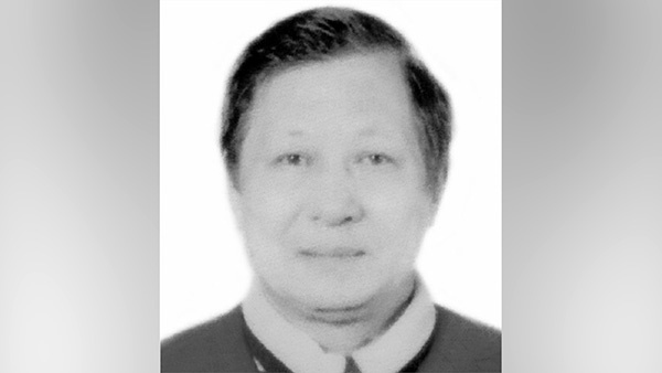 原国家体操队教练员陈宏群因病去世 享年79岁
