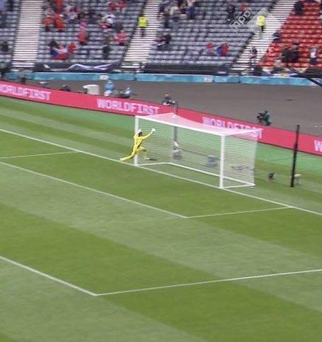 数据专家:希克远射破门已打破欧洲杯和世界杯纪录