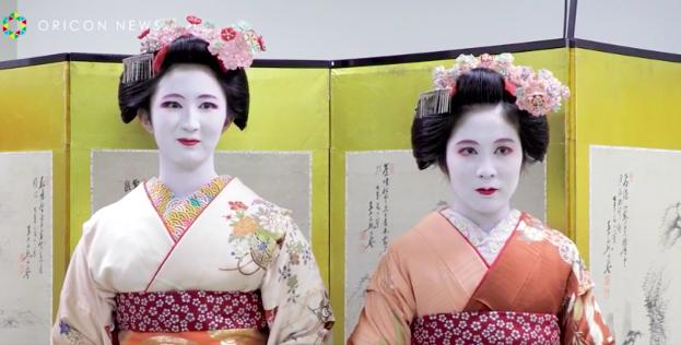 歌舞伎造型搶眼