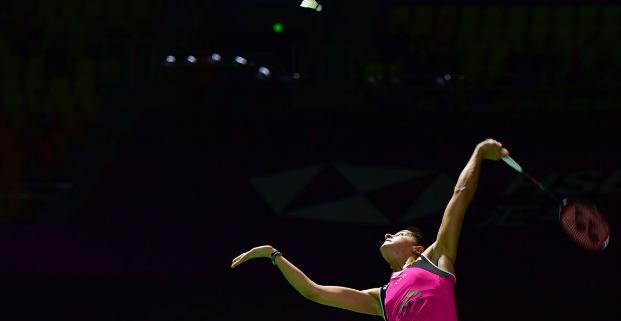 西班牙著名羽球选手卡马林网站上线,赞助商达到12家