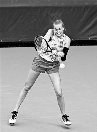 今年已经是捷克姑娘佩特拉·科维托娃第篮球次征战中网了