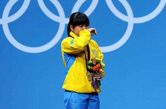 祖尔菲亚伦敦奥运会夺得金牌