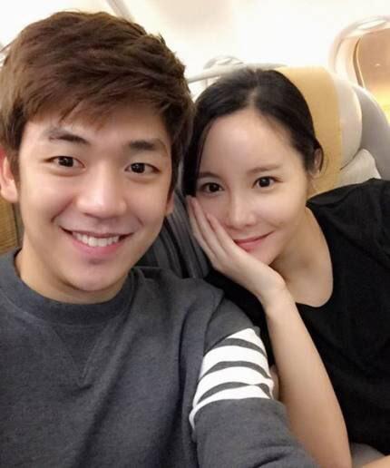 李龙大与妻子
