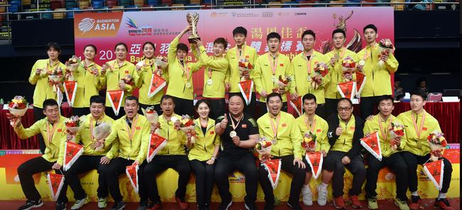 没有东道主愿意接办 2021亚洲混合团体赛被迫取消
