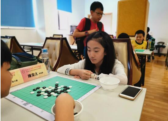 五子棋比赛