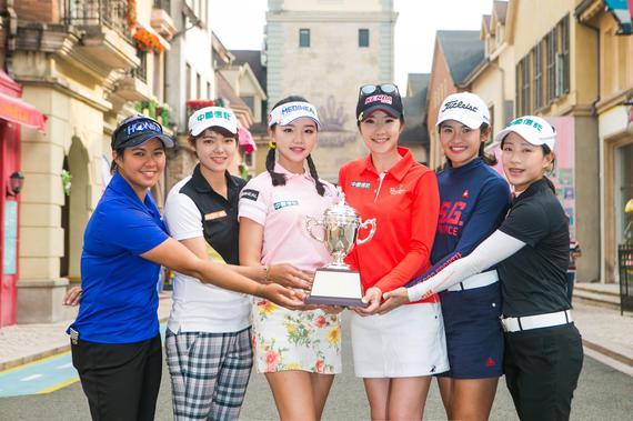 视频-中国信托女子精英赛前瞻 石昱婷领衔参赛