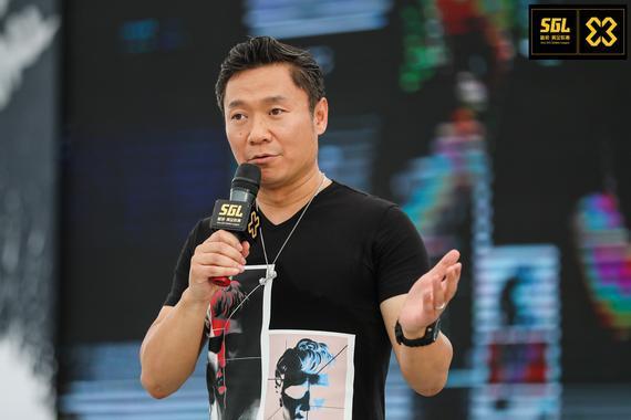 谈及走到第五个赛季的黄金联赛,魏江雷自豪而骄傲