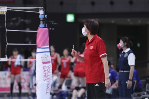 郎平:女排2日回国隔离三周 奥运卫冕路从零开始