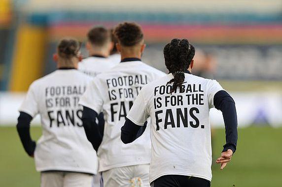 利兹联为利物浦备好反欧超T恤 红军球员拒绝穿戴