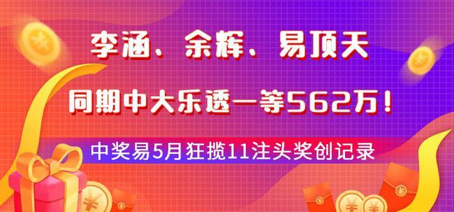 Photo of 专家李涵、余辉、易顶天同期中大乐透一等562万! | 新浪网