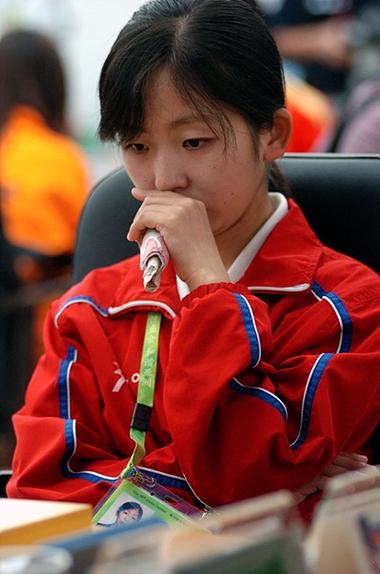 ▲ 出战2010年广州亚运会的赵新星选手