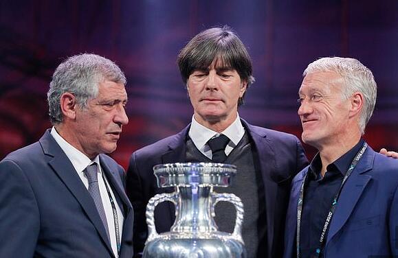 欧洲杯抽签-德国葡萄牙法国死亡组 意西遭遇强敌