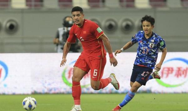 【博狗扑克】本田圭佑:中国队沦为亚洲三流 很难杀入世界杯