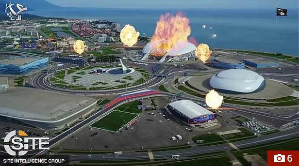 ISIS揚言攻擊球場