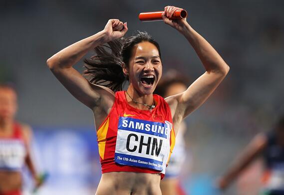中国短跑今年最后谜团解开 两位名将终于出场了!