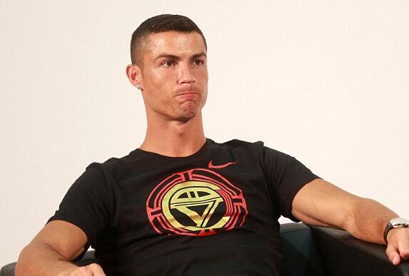 C罗接受西班牙判罚:判入狱两年 补交1800万欧