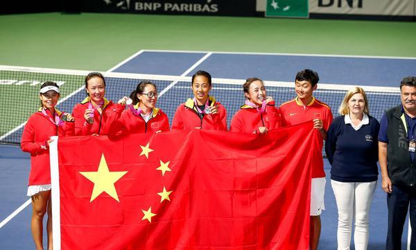 高清-联合会杯中国五战全胜晋级附加赛
