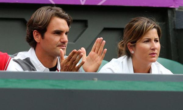 高清-费德勒夫妇捐百万瑞士法郎