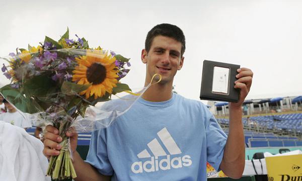 高清-老照片回顾|2006年小德获首冠