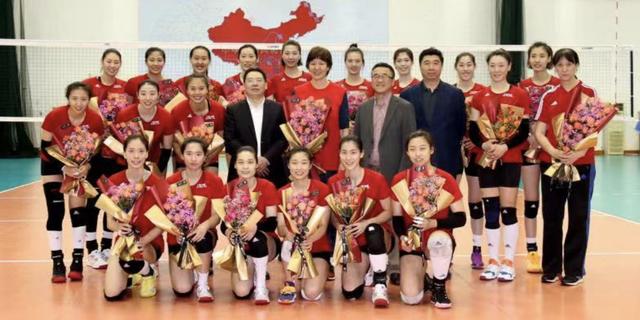 驻体育总局纪检监察组习骅组长调研中国女排东京奥运会备战工作