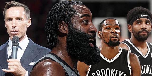 J博士:篮网就是在花钱买冠军 过去湖人也这样