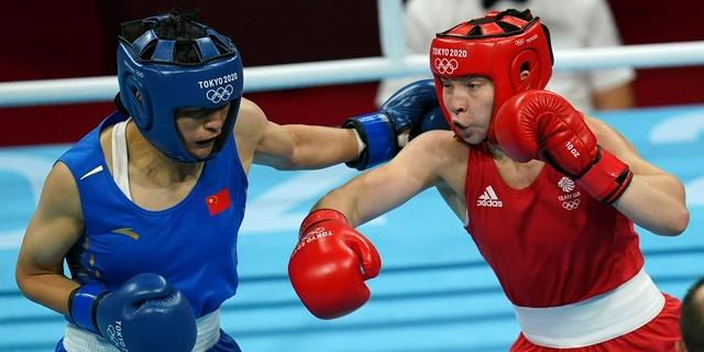 奧運女子拳擊 李倩摘銀收官