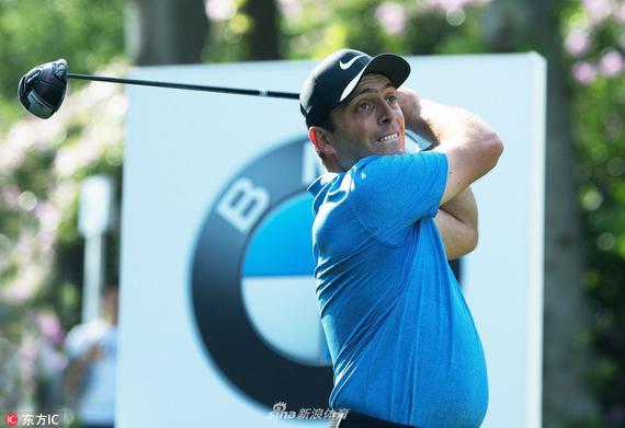 视频-PGA锦标赛移动日莫里纳利集锦 66杆追平小麦