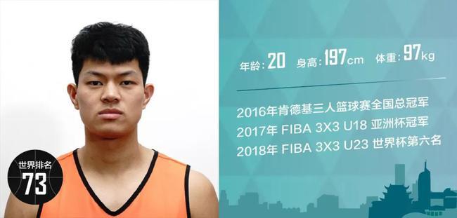 新疆篮球骄傲!19岁的他极有可能参赛东京奥运