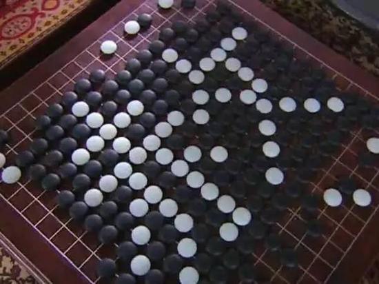 """影视剧里的围棋画面,思路不错,怅然不是""""围棋"""""""