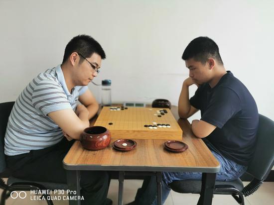 第21届农心杯中国选拔赛 谢尔豪九段率先出线 第1张