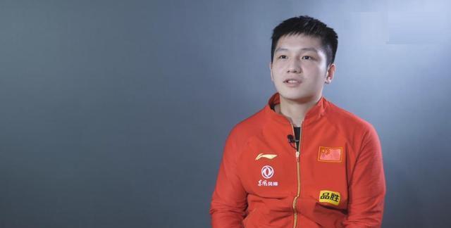樊振東接受備戰奧運專訪