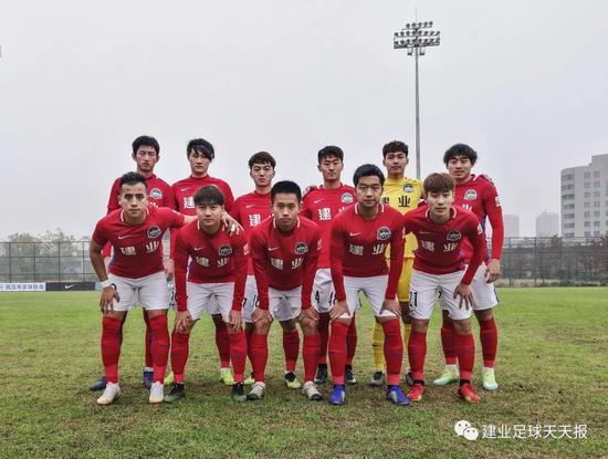 建业U23队