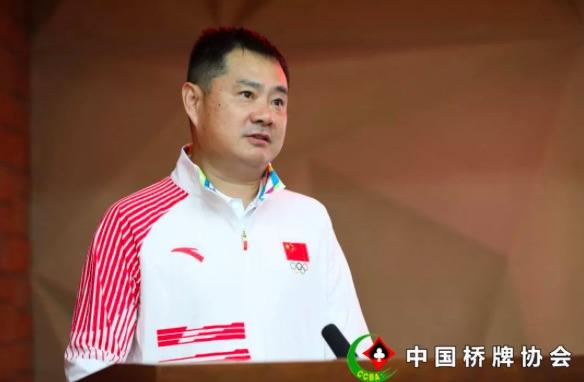 王晓静代表教练员发言