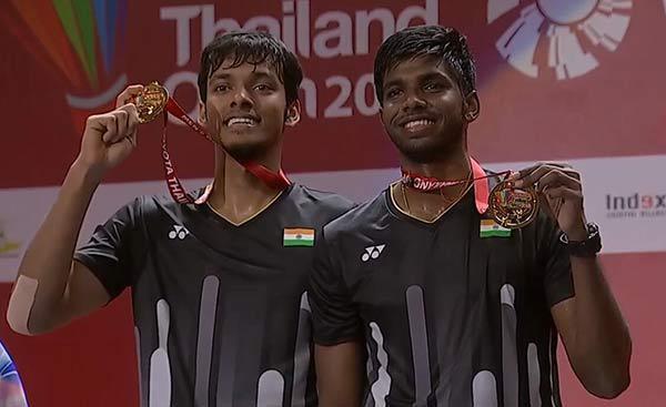 印度羽球队再传新冠确诊 兰基雷迪两次检测均阳性