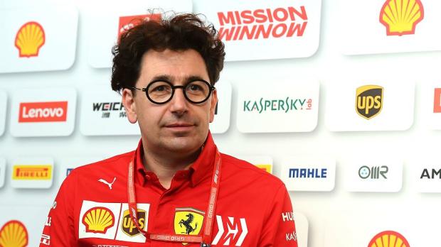 法拉利车队领队比诺托