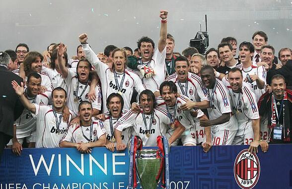 卡卡:07年拿欧冠是上帝安排 不想说是复仇利物浦