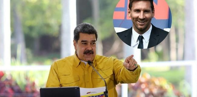 委内瑞拉总统炮轰巴萨;太丑陋!窝和梅西一起哭泣