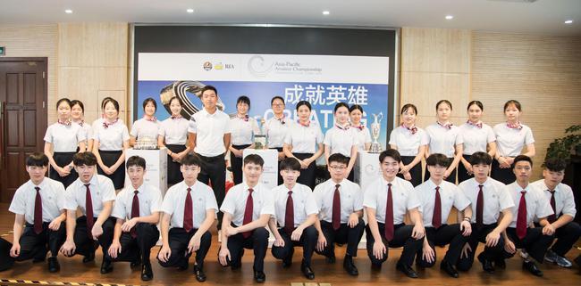 亚太业余锦标赛巡展即日开始 三座奖杯首次沪上展出