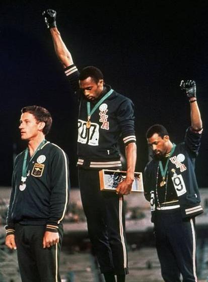 美国奥委会将不再制裁奥运会和平抗议活动