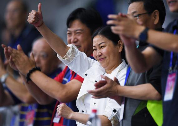 """中国跳水重启奥运选拔 周继红点评首站""""水平高"""""""