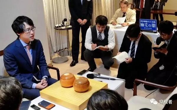 日本当今围棋届第一人,井山裕太,生于1989年5月24日。图片源自网络