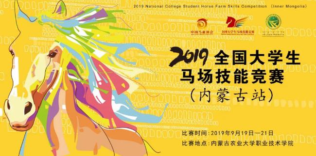 2019全国大弟子马场技能竞赛