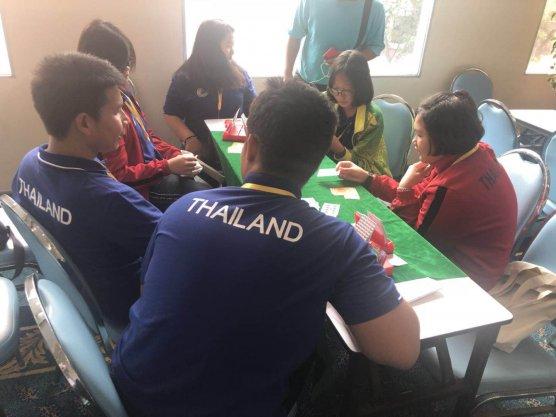亚太青年桥牌赛少年组中国提前获世青赛资格